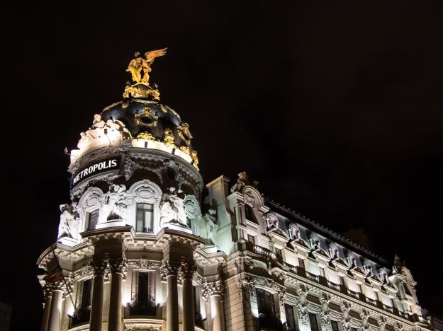 Metropolis - Madrid - Spain
